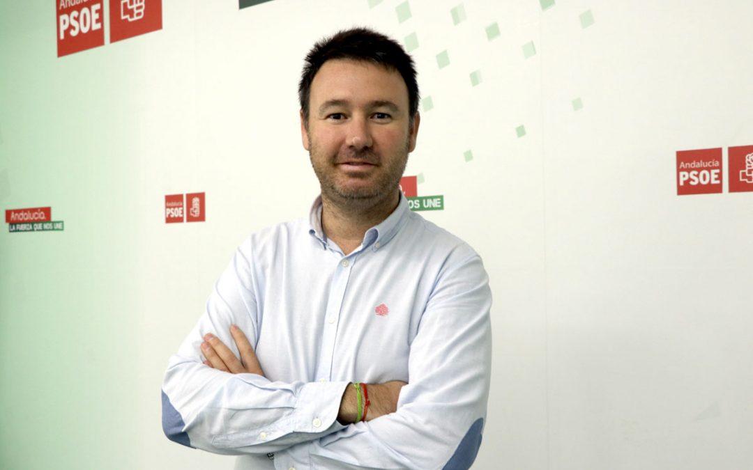 """Daniel Campos muestra su satisfacción por el anuncio de la línea Granada-Linares-Madrid: """"Es el cumplimiento de un compromiso y la confirmación de la sensibilidad del Gobierno con la provincia"""""""