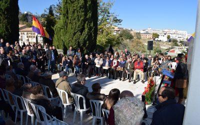 Berja valora el compromiso que el PSOE está evidenciando en las instituciones con la memoria histórica