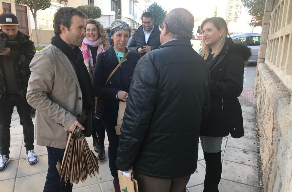"""El PSOE reitera su apuesta por la sanidad pública: """"Queremos más infraestructuras, más profesionales, más estabilidad laboral y más servicios sanitarios para la ciudadanía"""""""