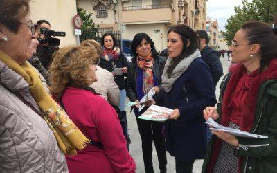 """Férriz: """"Susana Díaz se ha batido el cobre para que no se tocase la sanidad, la educación, la política social o la Ley de Dependencia"""""""