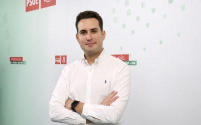 Latorre valora el «alcance social» que ha tenido la subida del salario mínimo en la provincia de Jaén y ve «imprescindible» que haya un Gobierno socialista fuerte