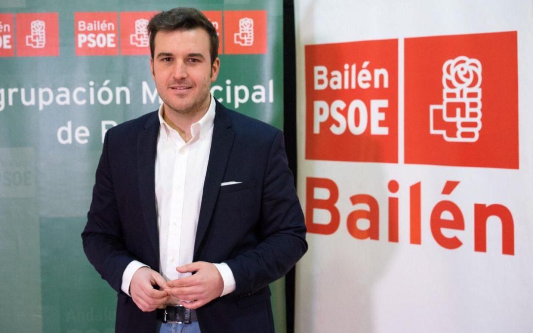 El parking subterráneo de Bailén lleva más de un año cerrado: el PSOE exige a PP-AIB que busquen soluciones