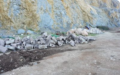Nuevo escándalo en Jamilena: el alcalde dilapida una inversión de más de 2 millones de euros al convertir la cantera restaurada por Holcim en un vertedero