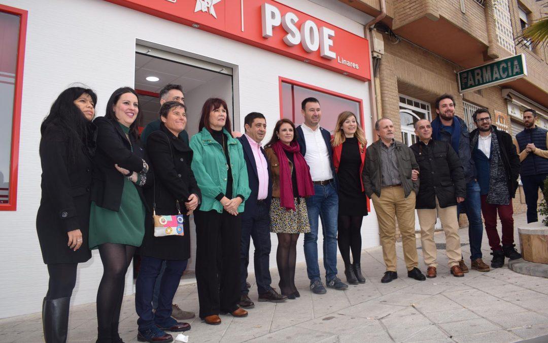 """Adriana Lastra exige al Gobierno andaluz de PP y C's que """"no se deje llevar por los cantos de sirena de la ultraderecha"""""""