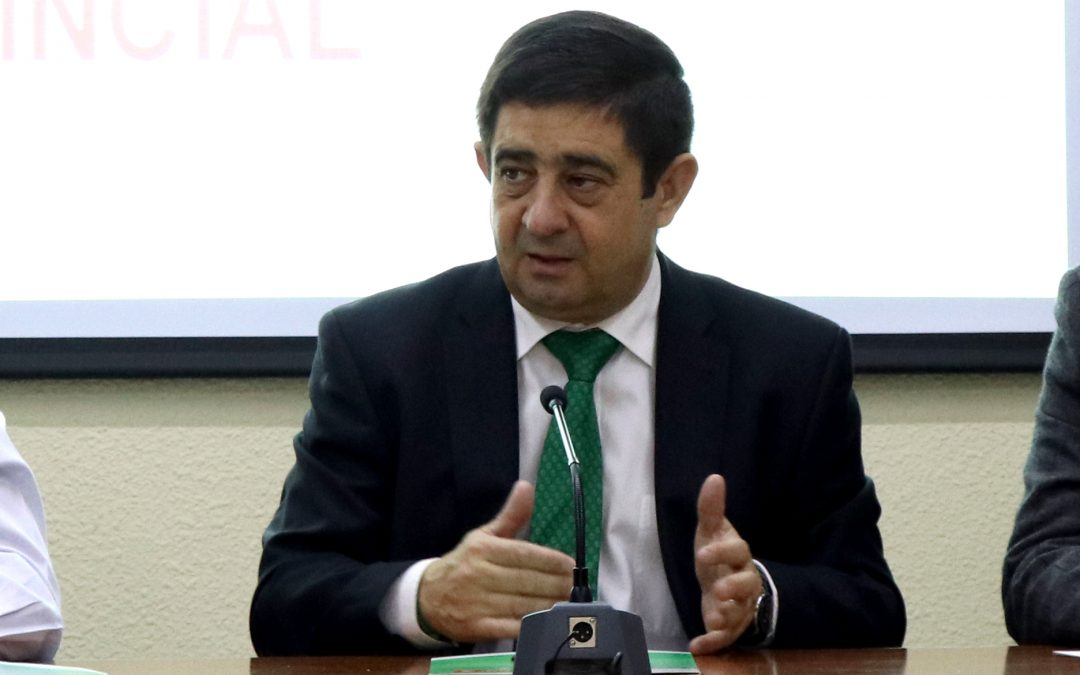 Reyes: «El Gobierno de España sigue cumpliendo sus deberes en las carreteras de Jaén con una nueva inversión de casi 20 millones de euros»