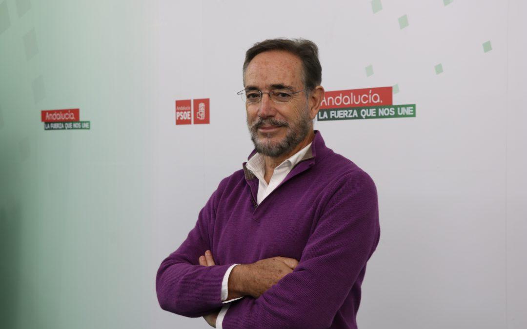 """El PSOE pide a la Junta que """"arrime el hombro"""" y cofinancie la Fundación Estrategias"""
