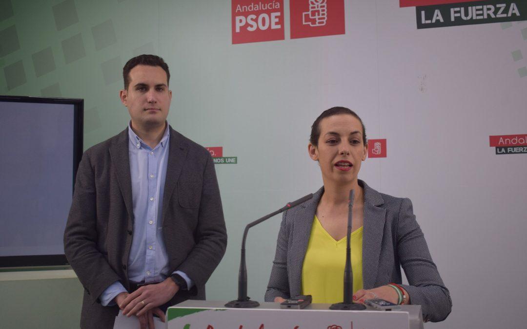 """El PSOE denuncia que Fomento """"le da otra patada a la pelota del tranvía"""" con la revisión del convenio: """"Jaén no se merece otro retraso injustificado"""""""