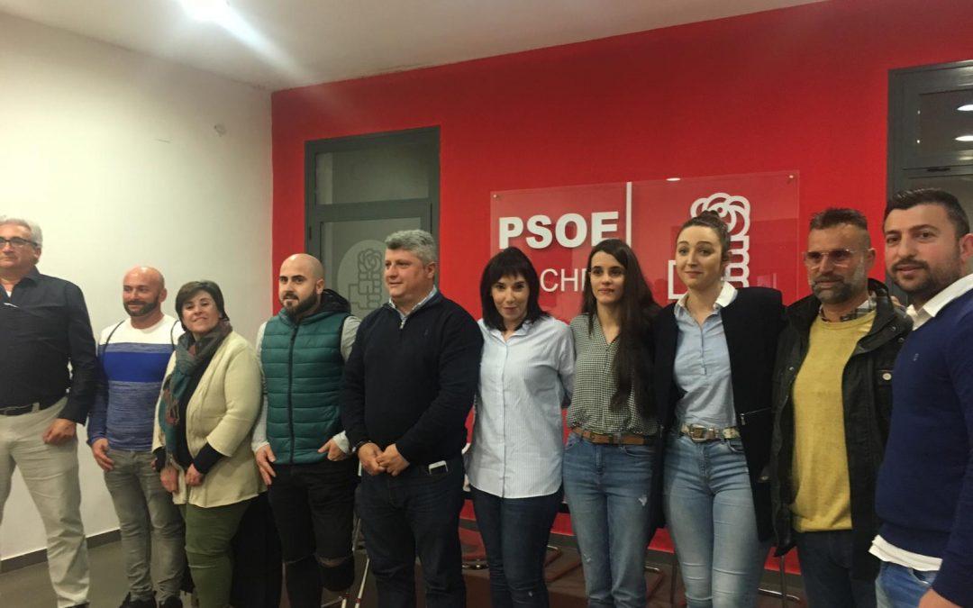 La Asamblea de Vilches aprueba la candidatura que encabeza Adrián Sánchez