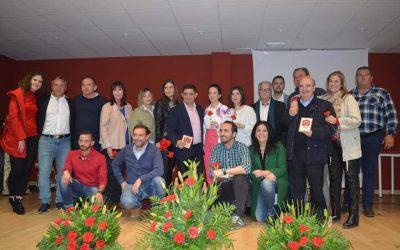 El PSOE de Noalejo homenaja a alcaldes, concejales, secretarios generales, presidentes y militantes históricos
