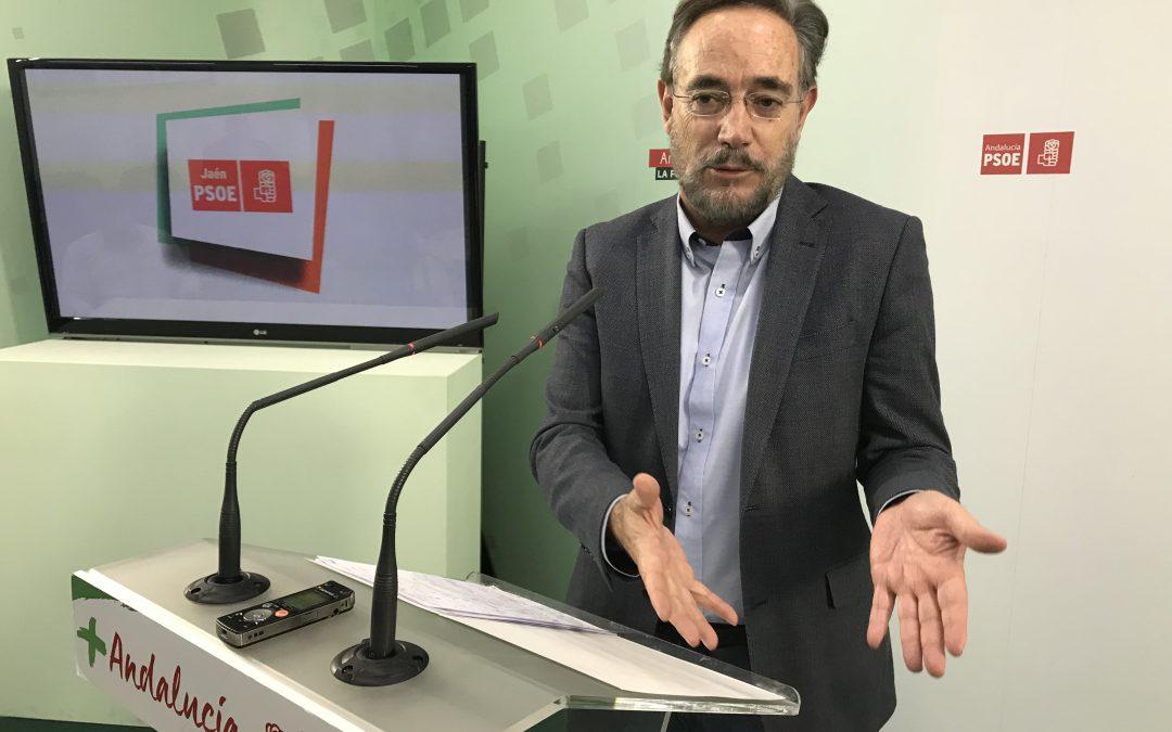El PSOE exige al Gobierno andaluz que presente el presupuesto para desvelar cuáles son sus prioridades en la provincia
