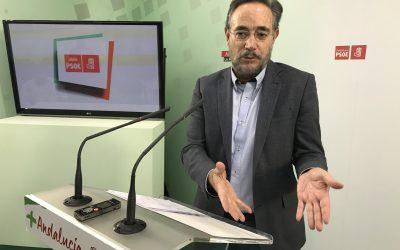 Felipe López le recuerda al PP de Jaén que en 2017 votó en contra de la ITI y que hay un retraso de casi 3 años por su culpa