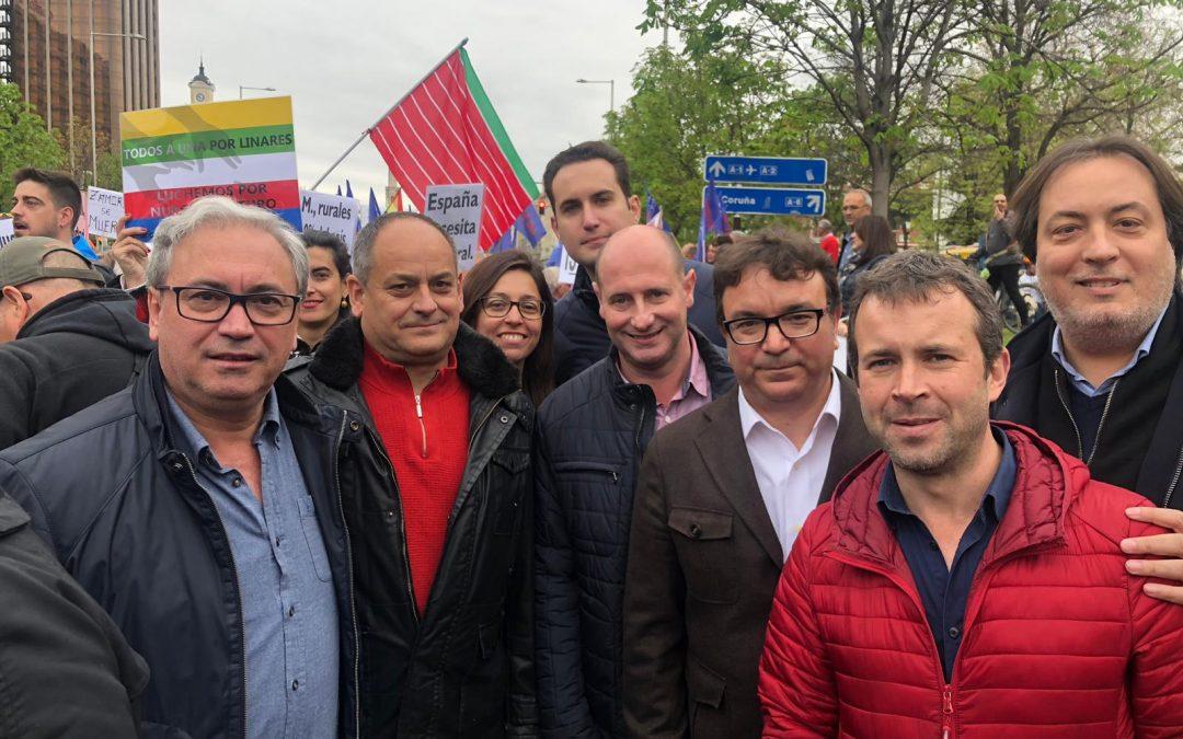 Jose Latorre: «El PSOE de Jaén lleva en su ADN la defensa del medio rural y lo demuestra allí donde gobierna»