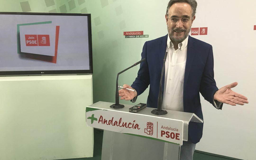 El PSOE preguntará al Gobierno andaluz por la Autovía del Olivar y la conversión en autovía de la Torredonjimeno-El Carpio y Jaén-Fuerte del Rey-Andújar