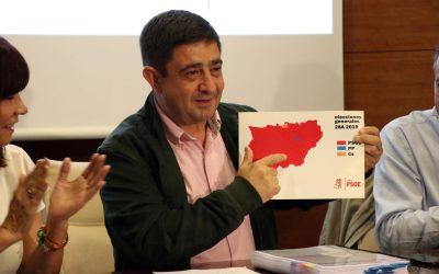 Reyes: «Los resultados de las generales nos ponen en una buena posición para abordar las elecciones del 26 de mayo»