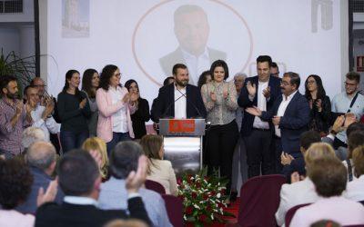 David Rodríguez, candidato a la Alcaldía: «Hay que seguir construyendo un mejor futuro para Peal y los socialistas sabemos cómo hacerlo»