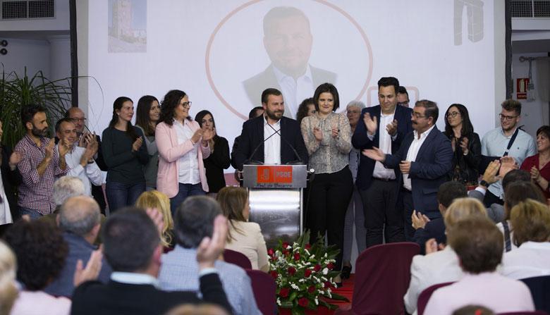 """David Rodríguez, candidato a la Alcaldía: """"Hay que seguir construyendo un mejor futuro para Peal y los socialistas sabemos cómo hacerlo"""""""