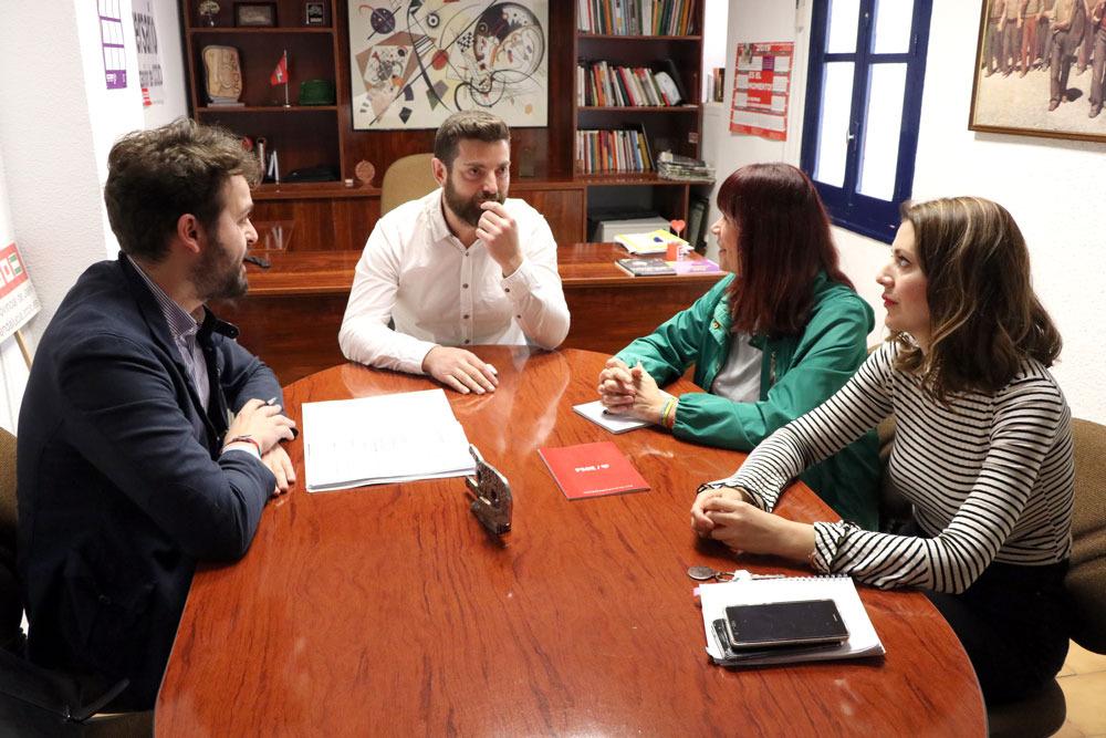 Micaela Navarro: «Los derechos se defienden con el voto. Vamos a garantizar empleo y salarios dignos en el medio rural»