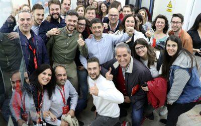 El PSOE gana las elecciones generales y vuelve a arrollar en la provincia de Jaén