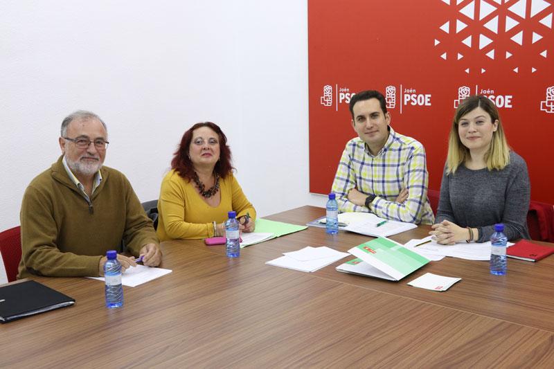 Berja recuerda que el PSOE cuenta con un «aval histórico de apuesta política por el sistema público de pensiones»