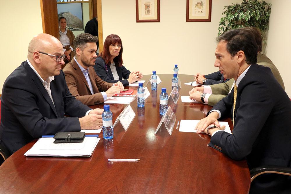 Sicilia: «Queremos compartir la idea de generar industria en torno al olivar y al aceite de oliva virgen extra»