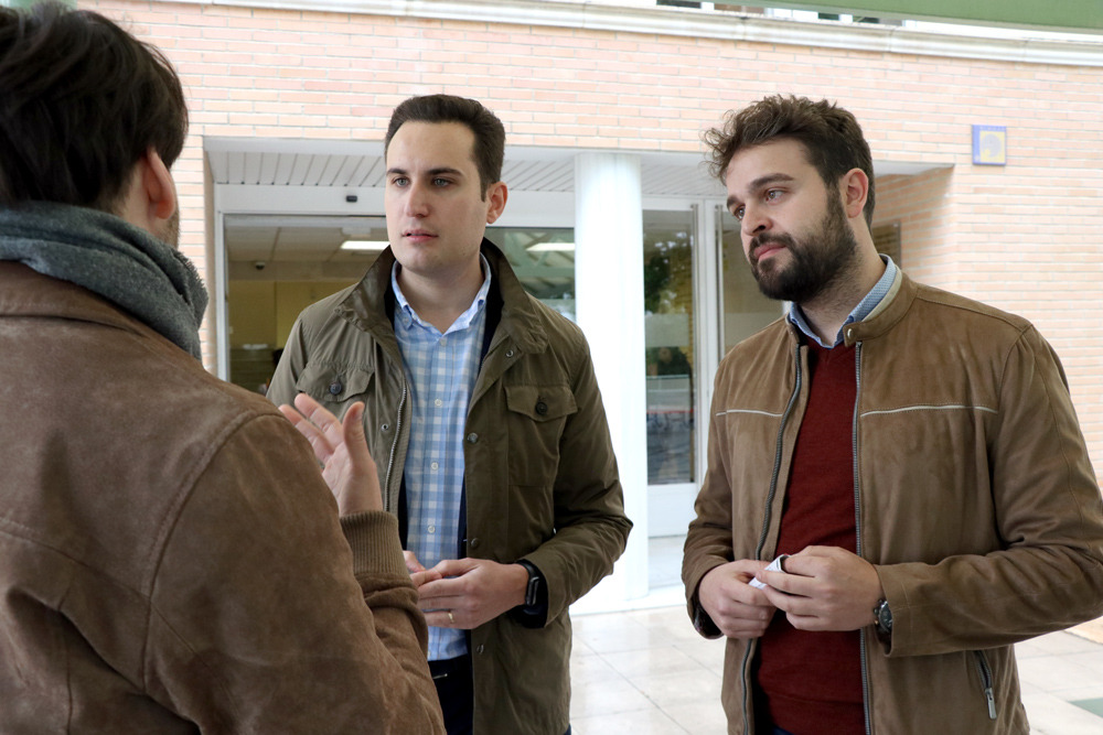 Latorre llama a la movilización de los jóvenes y pide que apuesten por el PSOE «por lo que supone de mejora de oportunidades en derechos y libertades»