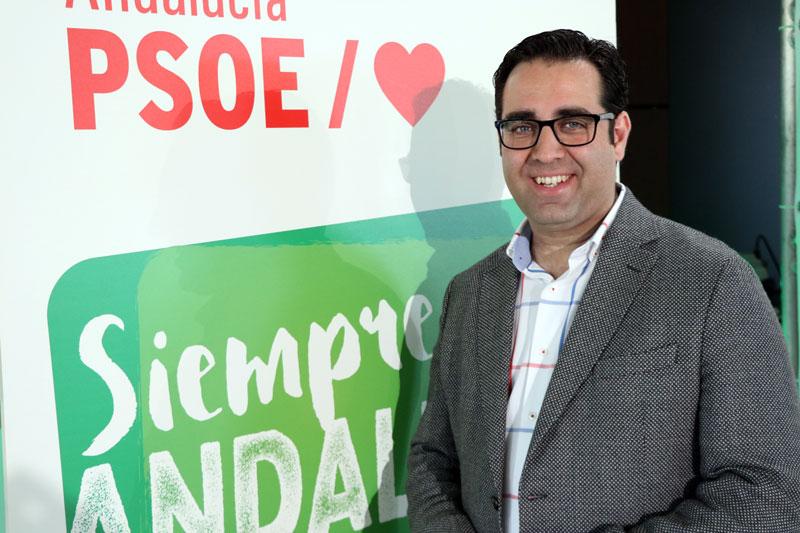 El PSOE denuncia que la Junta recorta el 25% del plan de empleo en Alcalá la Real