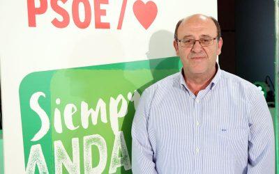 El PSOE de Arroyo del Ojanco pide al alcalde medidas urgentes para atajar la brutal expansión del virus
