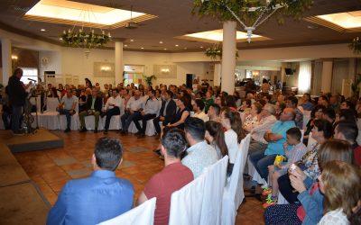 El PSOE llama «a hacer efectivo el cambio» en Cambil y Arbuniel el próximo 26 de mayo