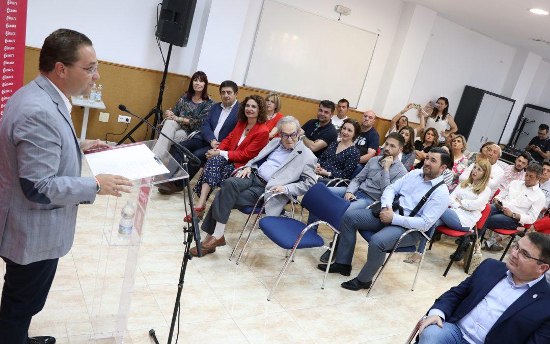 Montero apoya a Francisco Huertas: «Andújar necesita un gobierno estable que no dependa de nadie»