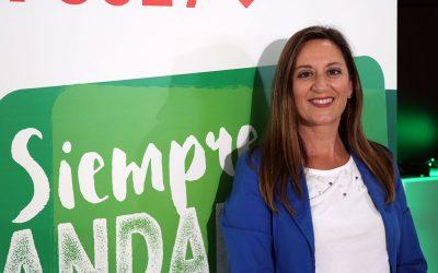 """Yolanda Reche valora las obras en las 134 viviendas de La Carolina como """"otro ejemplo más de la herencia recibida"""" del anterior Gobierno socialista de Andalucía"""