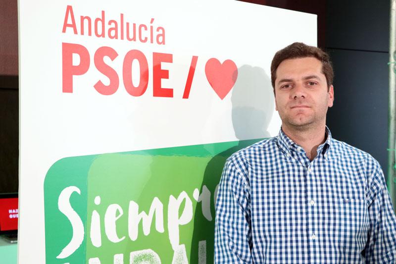 El PSOE exige el cese de la concejala de La Puerta que conducía de manera imprudente