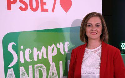 """El PSOE pregunta a la Junta por la """"surrealista"""" irrupción de la alcaldesa de Mancha Real controlando el proceso de vacunación en su municipio"""