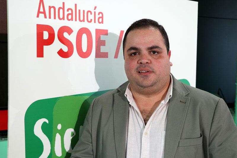 """Víctor Torres agradece la sinceridad del PP-A sobre el éxito de Martos: """"hemos aprovechado nuestro potencial y vamos a seguir arrimando el hombro"""""""