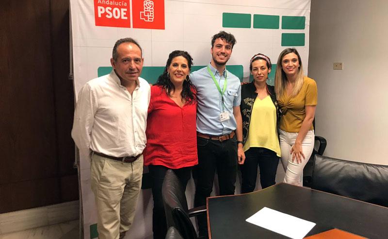 El PSOE arranca el compromiso del Parlamento Andaluz de que el Conservatorio se construya en el Bulevar