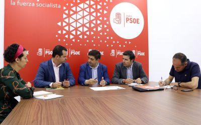El PSOE de Jaén respalda las movilizaciones del sector agrario el 29 de mayo