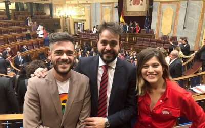 Sicilia: «El nombre de Jaén volverá a escucharse alto y claro en las Cortes con el Grupo Parlamentario Socialista»