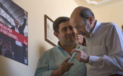 Profundo dolor en el PSOE de Jaén por la muerte de Alfredo Pérez Rubalcaba