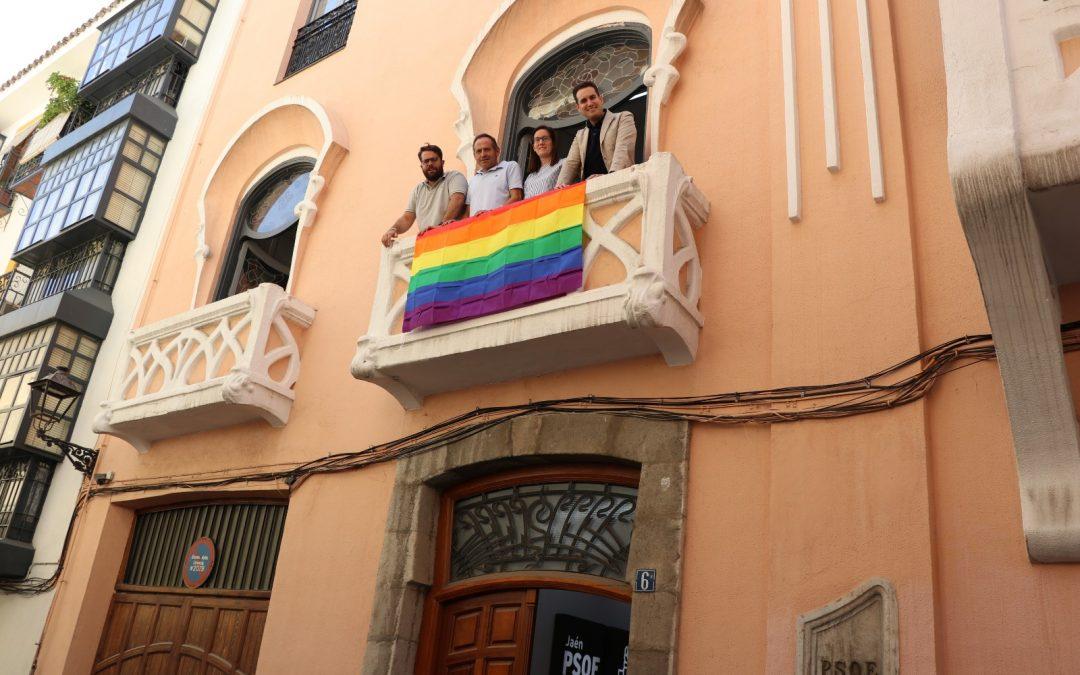 """Paqui Molina: """"La lucha por los derechos y libertades LGBTI está más viva que nunca porque las amenazas están más vivas que nunca»"""