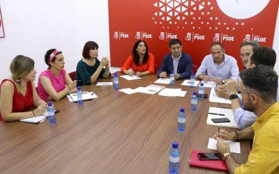 Férriz: «Los Presupuestos andaluces son un fraude en toda regla para Jaén»
