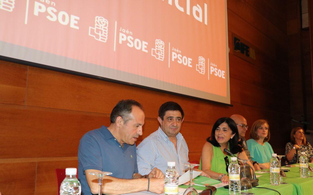 Reyes acusa al PP de incumplir sus compromisos con Jaén y pregunta por los 3 planes específicos que prometió Moreno Bonilla