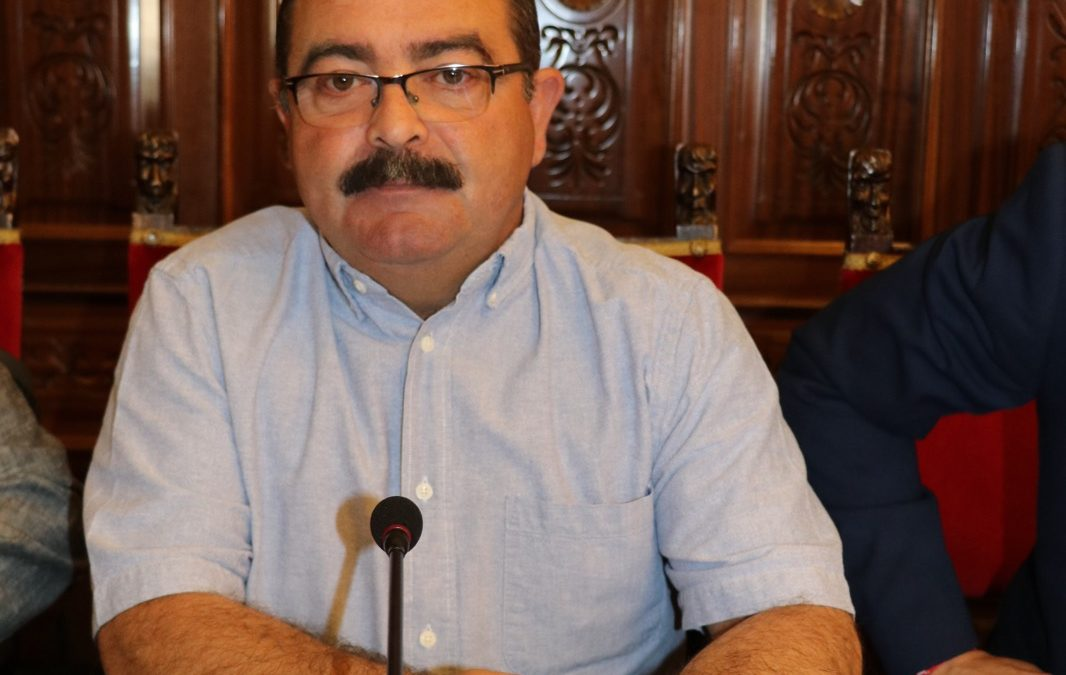 Diputación aprueba la moción del PSOE para impulsar mejoras ferroviarias en la provincia