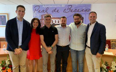 """David Rodríguez, alcalde de Peal: """"Vamos a impulsar proyectos ambiciosos para el progreso de nuestro pueblo"""""""