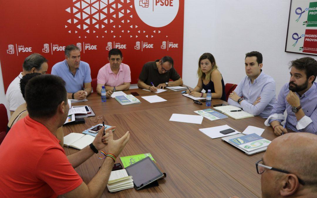 El PSOE presenta una batería de propuestas para mejorar los servicios ferroviarios y reprocha a quienes «ahora se rasgan las vestiduras» que no dijeran nada en 2015