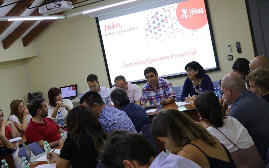Reyes confía en que Unidas Podemos «no impida por tercera vez» un Gobierno socialista en España