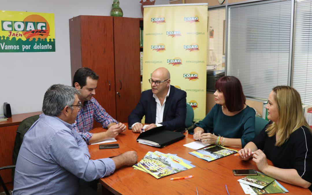 El PSOE advierte de las políticas lesivas que el Gobierno del PP provocaron a la provincia de Jaén con la antigua PAC