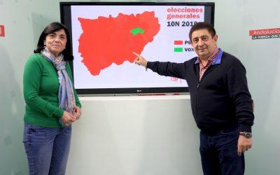 """Reyes muestra """"satisfacción por los resultados en las elecciones generales"""" y asegura que """"no quitamos ni un ápice a los compromisos que habíamos adquirido con nuestra provincia"""""""