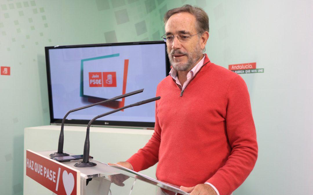 """El PSOE alerta del """"dramático hundimiento"""" de la sanidad pública en Jaén"""
