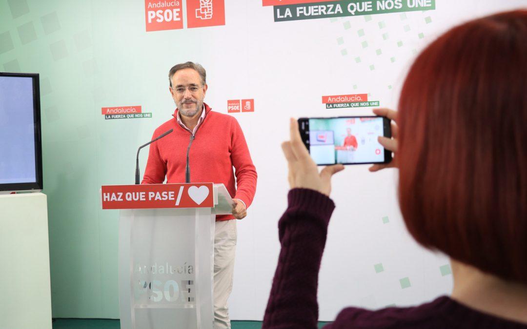 """López insta a la Junta a trabajar de verdad por la ITI porque """"el tiempo corre y a este ritmo no se van a alcanzar los objetivos"""""""
