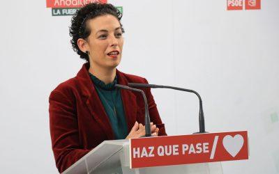"""El PSOE ve """"repugnante"""" la posición de Vox en el Ayuntamiento de Jaén sobre violencia de género"""