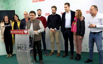 El PSOE vuelve a arrollar en la provincia de Jaén